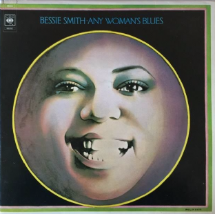 Bessie Smith ‎- Any Woman's Blues (LP) (NM/VG-EX)